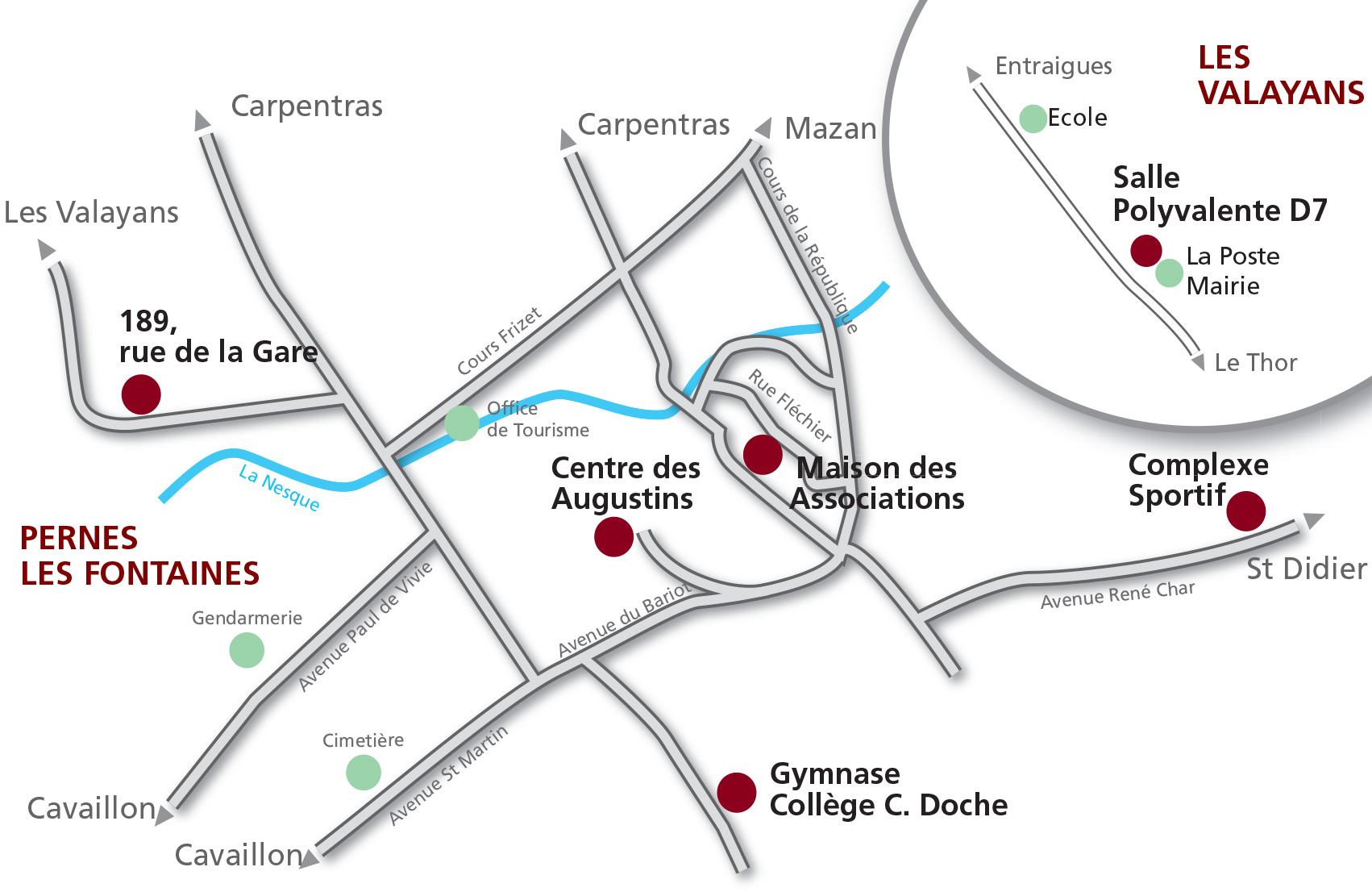 Contact – CLC Pernes-les-Fontaines