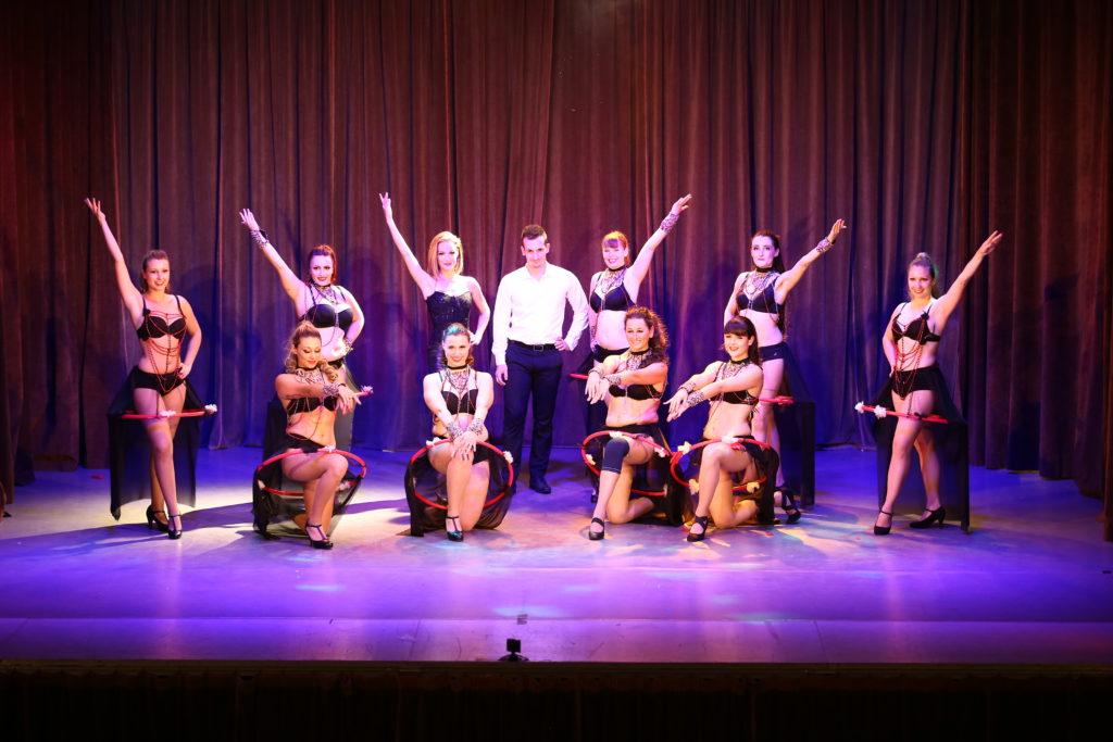 Danse cabaret