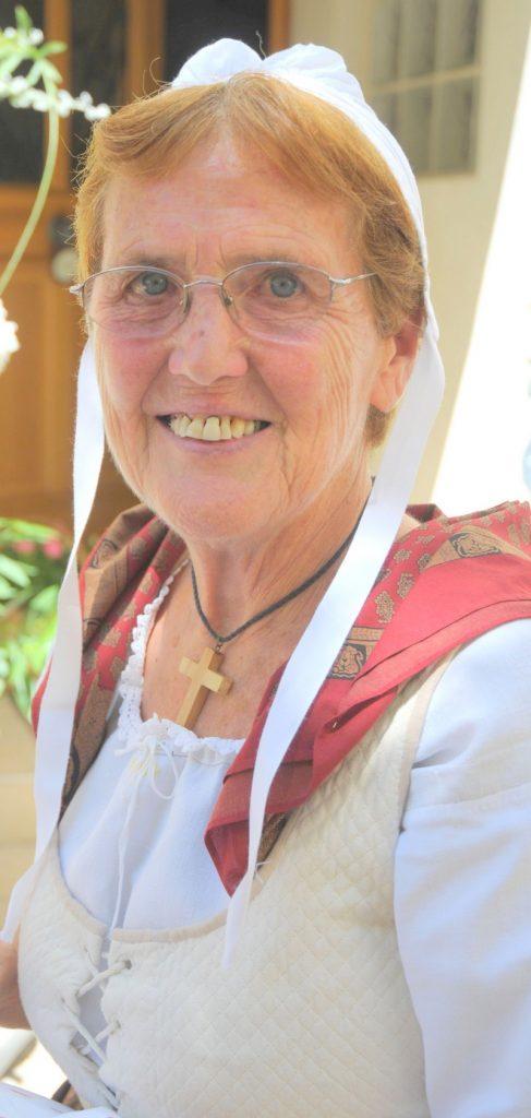 Marie-Andrée GOSSET