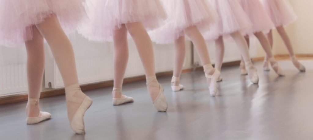 Éveil et Initiation à la Danse enfants
